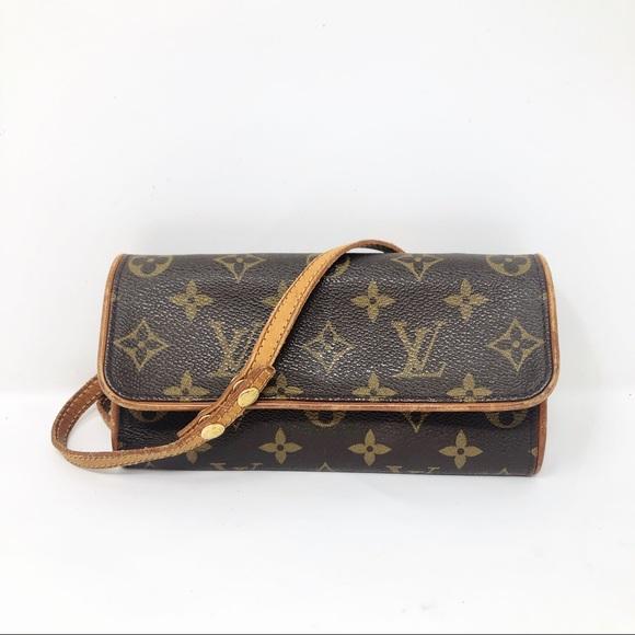 Louis Vuitton Handbags - Louis Vuitton Twin PM monogram shoulder bag 01f528752a808